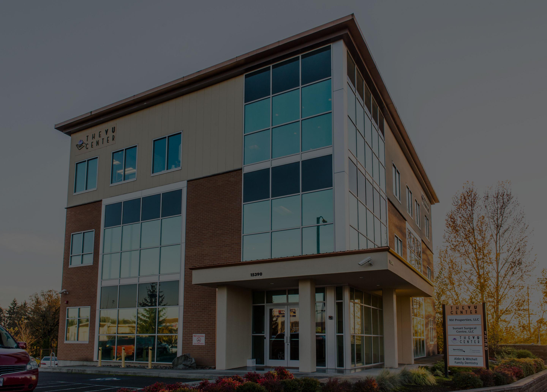 The Vu Center building